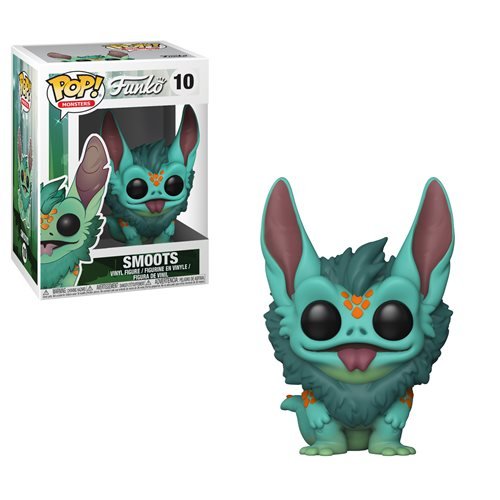 Wetmore Forest Smoots Pop! Vinyl Figure