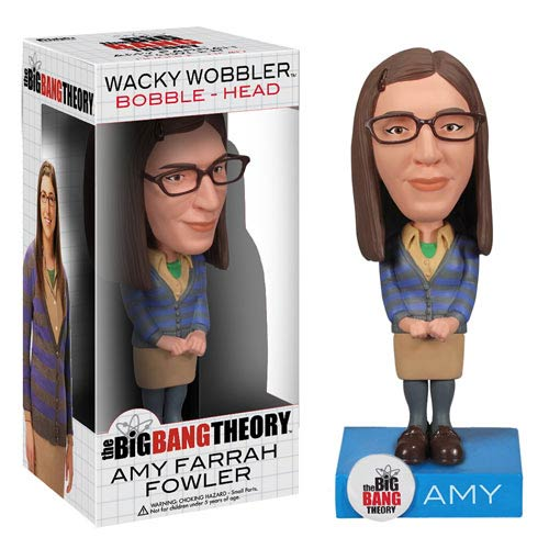 Big Bang Theory Amy Farrah Fowler Bobble Head