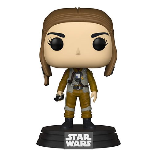Star Wars: The Last Jedi Paige Pop! Vinyl Bobble Head