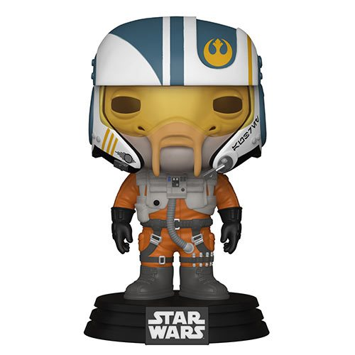 Star Wars TLJ C'ai Trenalli Pop! Vinyl Bobble Head