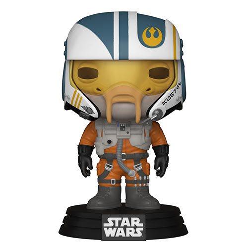 Star Wars TLJ C'ai Threnalli Pop! Vinyl Bobble Head