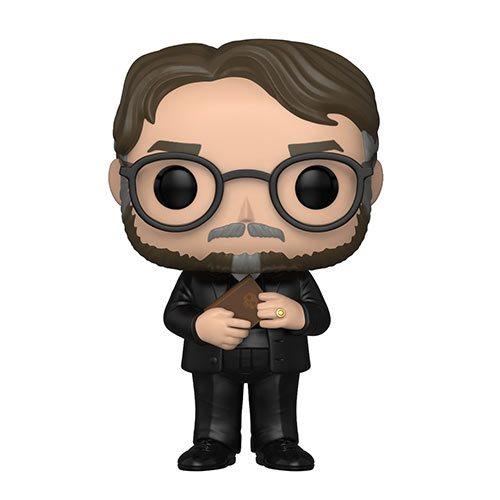 Guillermo del Toro Pop! Vinyl Figure, Not Mint
