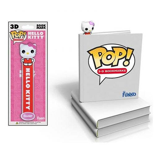 Hello Kitty Pop! Vinyl 3-D Bookmark