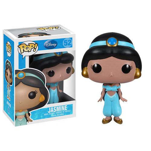 Aladdin Jasmine Disney Princess Pop Vinyl Figure Funko