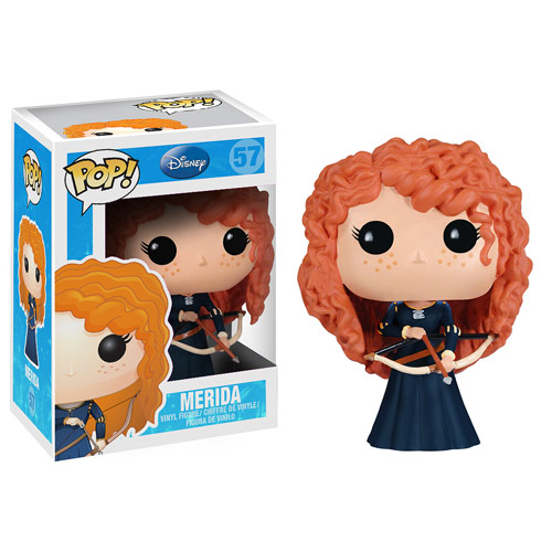 Brave Merida Disney Pixar Princess Pop! Vinyl Figure