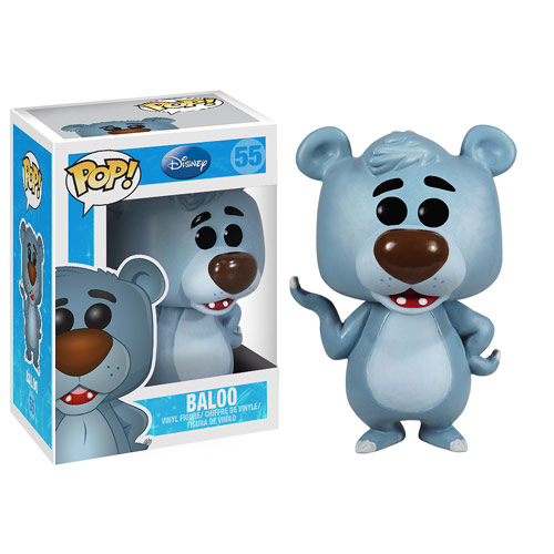 Jungle Book Baloo Bear Disney Pop! Vinyl Figure