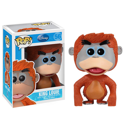 Jungle Book King Louie Orangutan Disney Pop! Vinyl Figure