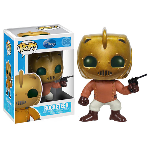 Rocketeer Disney Pop! Vinyl Figure