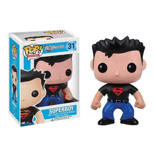 Superman Superboy DC Comics Pop! Vinyl Figure