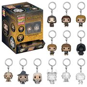 The Lord of the Rings Pocket Pop! Key Chain Random 4-Pack
