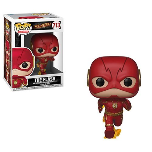 The Flash Running Pop! Vinyl Figure #713