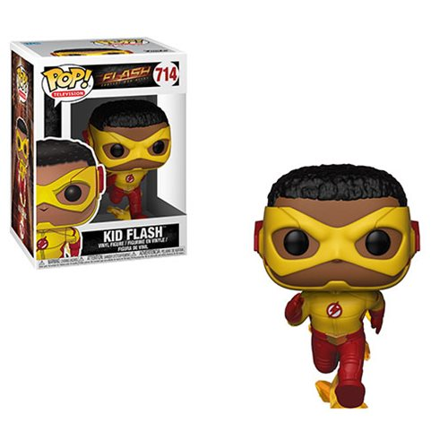 The Flash Kid Flash Pop! Vinyl Figure #714