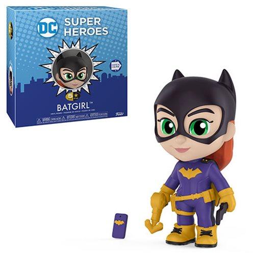 DC Classic Batgirl 5 Star Vinyl Figure