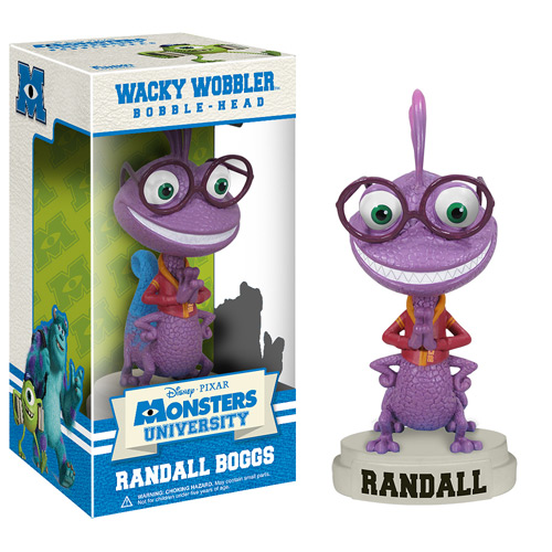 Monsters University Randall Boggs Bobble Head