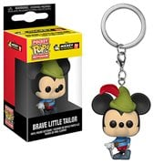 Mickey's 90th Brave Little Tailor Pocket Pop! Key Chain