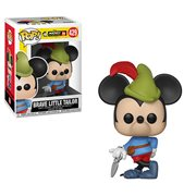 Mickey's 90th Brave Little Tailor Pop! Vinyl Figure #429