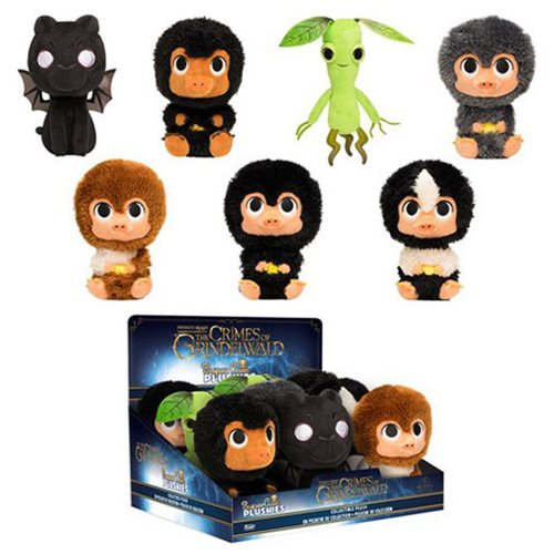 Fantastic Beasts 2 Super Cute Plush Display Case
