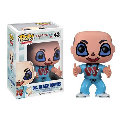 Childrens Hospital Dr. Blake Downs Pop! Vinyl Figure
