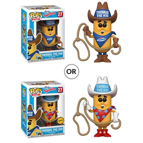 Hostess Twinkie the Kid Pop! Vinyl Figure #27, Not Mint