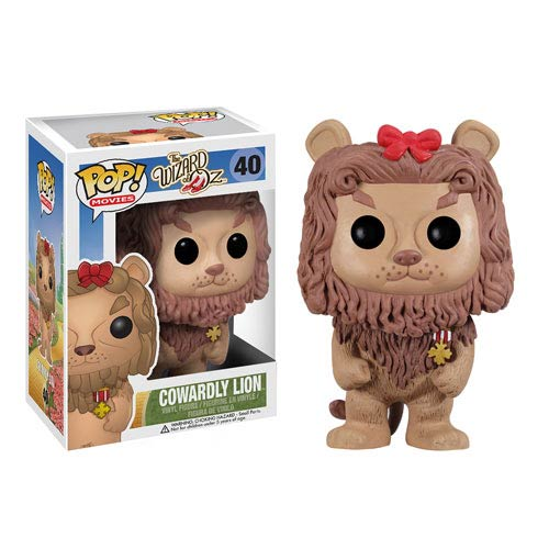 Wizard of Oz Cowardly Lion Pop! Vinyl Figure