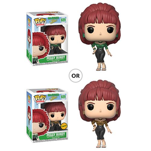 Married with Children Peggy Bundy Pop! Figure, Not Mint