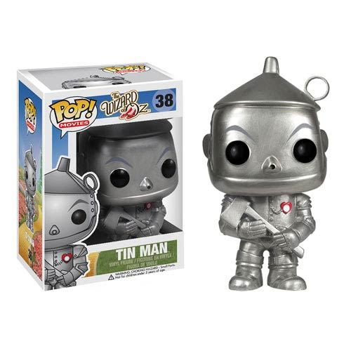 Wizard of Oz Tin Man Pop! Vinyl Figure