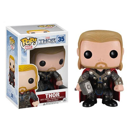 Thor The Dark World Movie Thor Marvel Pop! Bobble, Not Mint