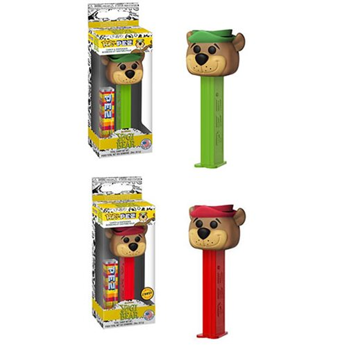 Hanna Barbera Yogi Bear Pop! Pez