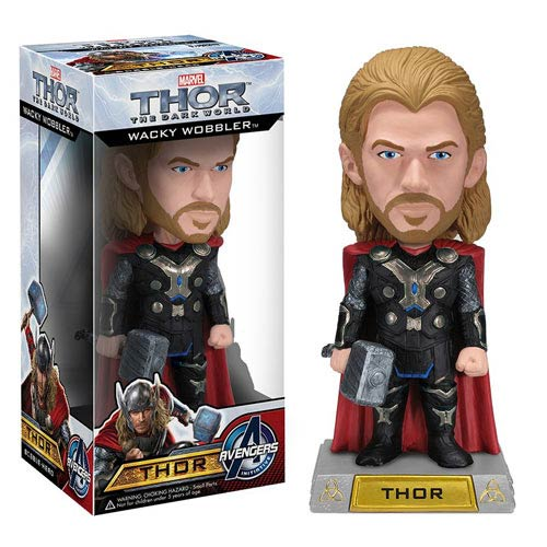 Thor The Dark World Movie Thor Marvel Bobble Head