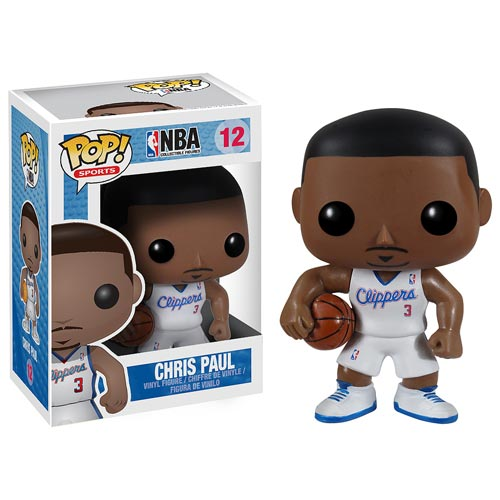 NBA Series 2 Chris Paul Pop! Vinyl Figure