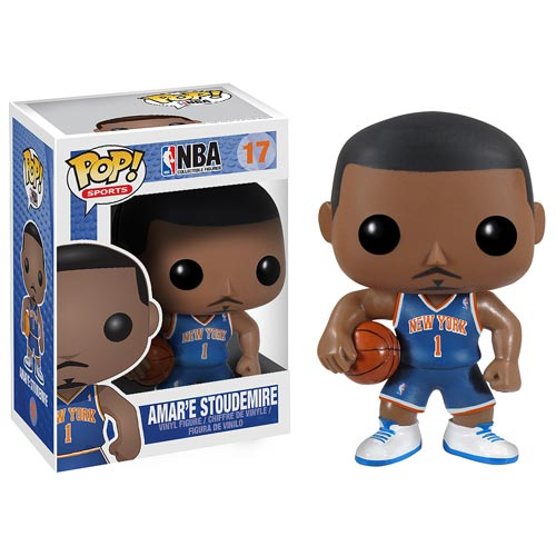 NBA Series 2 Amar'e Stoudemire Pop! Vinyl Figure