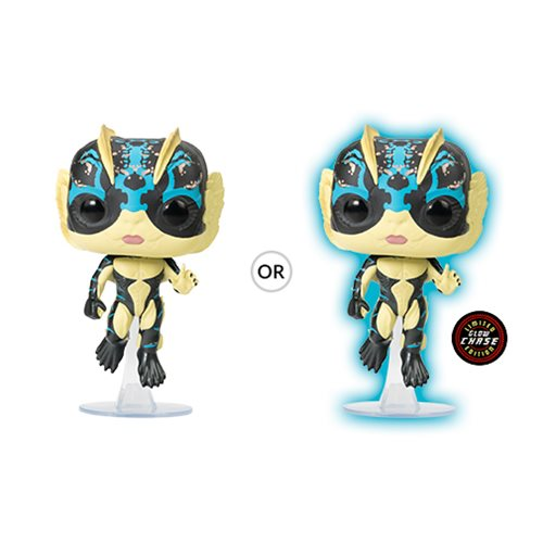 The Shape of Water Amphibian Man Pop! Vinyl Figure, Not Mint
