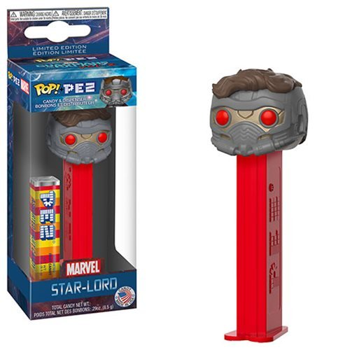 Guardians of the Galaxy Star Lord Pop! Pez