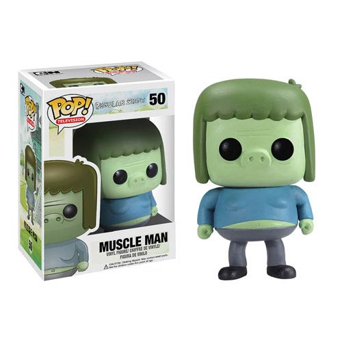 Regular Show Muscle Man Pop! Vinyl Figure