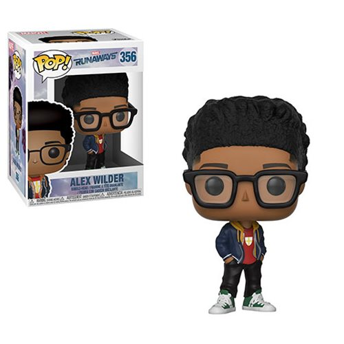 Runaways Alex Wilder Pop! Vinyl Figure #356