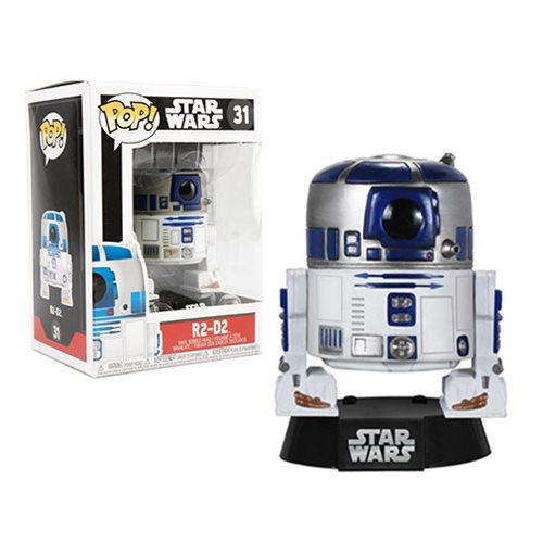 Star Wars R2-D2 Pop! Vinyl Bobble Head