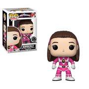 Power Rangers Pink Ranger No Helmet Pop! Vinyl Figure #671
