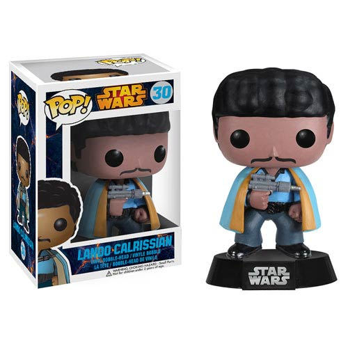 Star Wars Lando Calrissian Pop! Vinyl Bobble Head