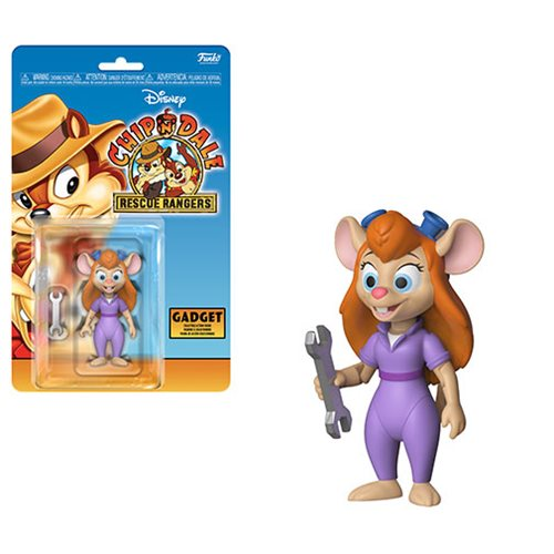 Chip 'n Dale: Rescue Rangers Gadget 3 3/4-Inch Action Figure