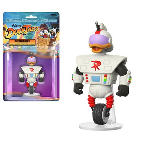 DuckTales Gizmoduck 3 3/4-Inch Action Figure