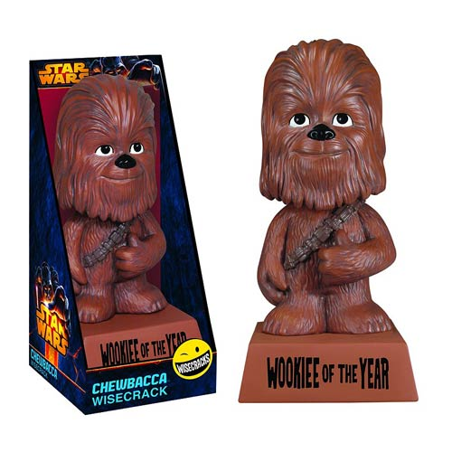 Star Wars Chewbacca Wookiee of the Year Vinyl Figure