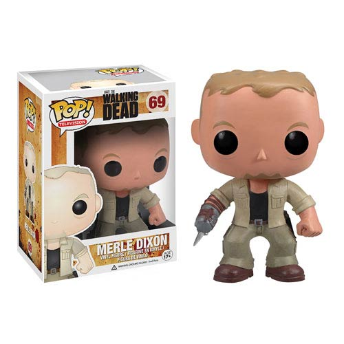 The Walking Dead TV Series Merle Dixon Pop! Vinyl Figure