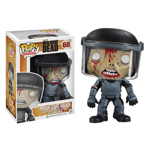 Walking Dead TV Series Prison Guard Zombie Pop! Vinyl Figure