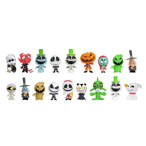 Nightmare Before Christmas Mystery Minis 4-Pack - Funko ...