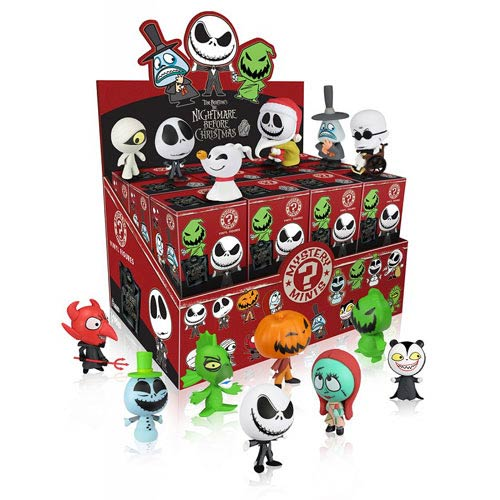 Nightmare Before Christmas Mystery Minis Display Box
