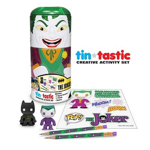 Batman Classic The Joker DC Comics Tin-Tastic Tin