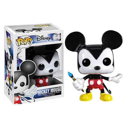 Disney's Epic Mickey Game Mickey Mouse Pop! Vinyl Figure