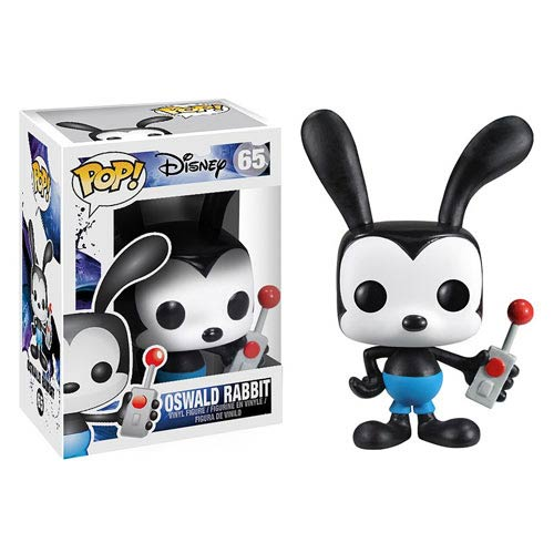 Disney's Epic Mickey Game Oswald Rabbit Pop! Vinyl Figure