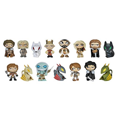 Game of Thrones Mystery Minis Vinyl Mini-Figure 4-Pack