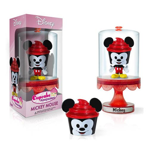 Mickey Mouse Cupcake Keepsakes Series 1 Mini-Figure